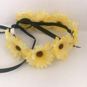 Accessories - Daisy flower crown - lights up!